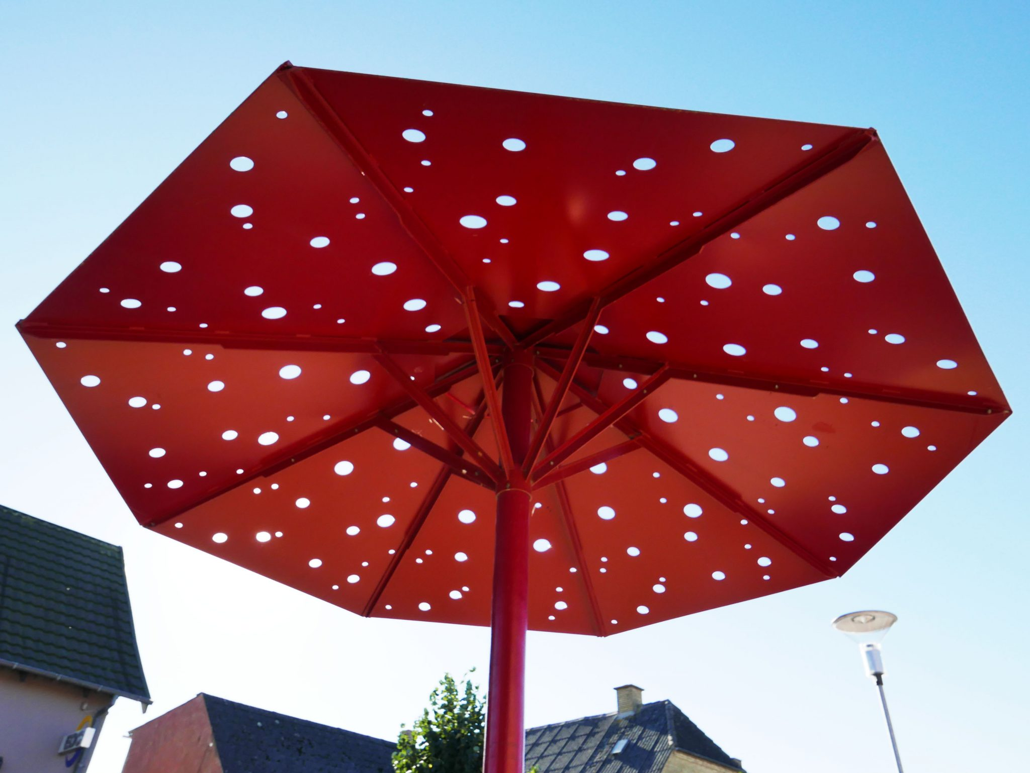 PARASOL, OTTERUP BYMIDTE